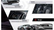 รายละเอียดออฟชั่นภายใน Porsche Cayenne Coupe - 8