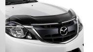 ชุดแต่ง Mazda BT-50 PRO แผงกันแมลงฝากระโปรงหน้า หมายเลขอะไหล่ : UC2WV4330 ราคา 1,950 บาท (ไม่รวม VAT) - 2