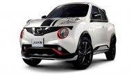 Nissan Juke โดดเด่นด้วยโครงสร้างตัวถังที่มีการออกแบบให้มีรูปทรงที่ปราดเปรียวคล่องตัวสามารถขับขี่ได้ในทุกสภาพเส้นทาง พร้อมทางเลือกใหม่ที่ให้ผู้ขับขี่สามารถดีไซน์สีตัวถังให้เข้ากับชุดแต่งภายในห้องโดยสารได้ด้วยตนเอง - 9