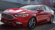 Ford FUSION 2019 รถเก๋งซีดาน สวยสะดุดตา ด้วยความหรูหราในทุกมุมมองรอบคัน - 1