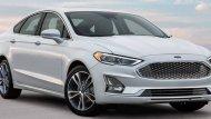ราคา Ford FUSION 2019   เริ่มต้นที่ $ 22,840 - $ 40,015  ประมาณ 726,928.68 - 1,273,557.40 บาท  (ราคายังไม่รวมภาษีนำเข้า) - 12
