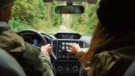 หน้าจอแสดงผลส่วนกลางระบบสัมผัสขนาด 8 นิ้ว ที่สามารถเชื่อมต่อได้ทั้งระบบ Apple CarPlay ™ , Android ™ - 9