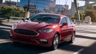 Ford FUSION 2019  มาพร้อมกับระบบขับเคลื่อนสี่ล้ออัจฉริยะ เซ็นเซอร์ AWD อัจฉริยะเพื่อสร้างความสมดุลแรงบิดระหว่างล้อหน้าและล้อหลังเพื่อยกระดับการควบคุมและการยึดเกาะถนนให้เสถียรมากขึ้น - 9
