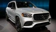 Mercedes-Benz GLS biturbo V8 4.0 ลิตรพร้อม EQ Boost เตรียมเปิดตัวครั้งแรกในงาน  New York Auto Show ภายในเดือนเมษายนนี้ - 2