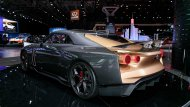 GTR Premium Edition สำหรับรุ่นฉลองครึ่งศตวรรษ ของ Nissan ซึ่งน่าจะจำหน่ายในตลาดญี่ปุ่น - 8
