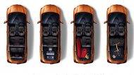 Nissan Livina ติดตั้งระบบปรับอากาศแบบธรรมดา หน้าจอแสดงผลข้อมูลการขับขี่แบบ MID พร้อมฟังก์ชั่นไฟแสดงผลแบบประหยัด ECO ติดตั้งช่องจ่ายไฟสำรองขนาด 12V ในเบาะนั่งทุกแถว และ เบาะนั่งด้านหลังสามารถปรับพับได้หลากหลายรูปแบบ - 4