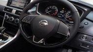 Nissan Livina ได้รับการติดตั้งพวงมาลัยยูริเทนปรับระดับได้ 4 ทิศทางพร้อมปุ่มควบคุมเครื่องเสียงที่พวงมาลัย - 1