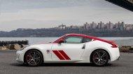 โดยใน 370Z รุ่นพิเศษ ในโทน ขาวแดง  - 7
