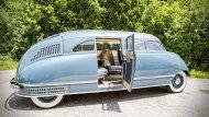 Stout Scarab กับแนวคิด Dymaxion car ที่ค่อนข้าง Futuristic มีตัวถังทรงเพรียวลมแบบ Streamline ที่ฮิตไปกับทุกแขนงของการออกแบบในยุค 30 - 7