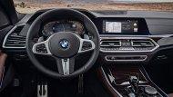 BMW X5 xDrive30d M Sport ติดตั้งพวงมาลัยมัลติฟังก์ชั่นพร้อมปุ่มควบคุมเครื่องเสียงที่พวงมาลัยและปุ่มปรับตั้งค่าหน้าจอแดชบอร์ด - 10