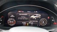Audi Q7 ติดตั้งหน้าจอแสดงผลการขับขี่แบบ MID ที่สามารถแสดงข้อมูลการตั้งค่าของระบบต่างๆภายในรถได้อย่างเด่นชัดพร้อมประตูท้ายเปิด-ปิดได้ด้วยระบบไฟฟ้าผ่านระบบตรวจจับเท้า  - 6