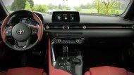 ภายใน Toyota Supra 2020 - 7