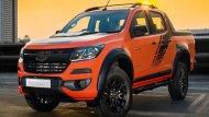 Chevrolet Colorado กระบะสายพันธุ์อเมริกันที่ได้มีการปรับโฉมให้ปราดเปรียวและแข็งแกร่งมากยิ่งขึ้นโดยเฉพาะรุ่นกระบะแค็ป 4 ประตู ตั้งแต่รุ่นล่างสุด LS ไปจนถึงรุ่นท็อปสุด High Country แต่ยังคงรักษาเอกลักษณ์ไว้ด้วยกระจังหน้าแบบ Dual Port  - 8