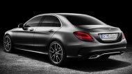 ด้านหลัง Mercedes Benz C-Class ได้รับการตกแต่งอย่างพิถีพิถันด้วยไฟท้ายแบบ LED และ ไฟเบรกดวงที่ 3 แบบ LED ติดตั้งฟังก์ชั่นระบบเปิด-ปิดฝากระโปรงท้ายอัตโนมัติโดยไม่ต้องใช้มือ  - 9