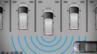 และระบบเตือนการจราจรท้ายรถ (RCTA : Rear Cross Traffic Alert) - 6