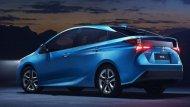 Toyota Prius Hybrid ได้รับการติดตั้งระบบไฟหน้าแบบ Bi-Beam LED ผสานกับการติดตั้งกันชนรอบคันสอดรับกับการดีไซน์เส้นสายบนตัวรถที่มุ่งเน้นให้มีความลู่ลมตามหลักอากาศพลศาสตร์  - 4