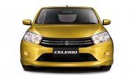 Suzuki Celerio ได้รับการตกแต่งภายนอกอย่างพิถีพิถันติดตั้งกระจังหน้าแบบโครเมียม ไฟหน้าแบบมัลติรีเฟลกเตอร์พร้อมหลอดไฟแบบฮาโลเจนผสานเข้ากับกระจกมองข้างสีเดียวกับตัวรถปรับและพับได้ด้วยไฟฟ้า  - 3