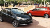 ราคา Ford Fiesta 2019 เริ่มต้นที่  $14,260 ประมาณ 450,188.20 บาท (ราคายังไม่รวมภาษีนำเข้า) - 12