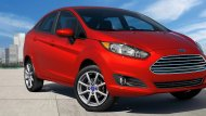 Ford Fiesta 2019 รุ่นซีดาน 4 ประตู - 2
