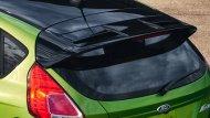 เสริมรูปลักษณ์แอโรไดนามิก และความเท่ สไตล์สปอร์ตให้กับ Ford Fiesta 2019 ด้วยสปอยเลอร์หลังที่ติดตั้งกับ ST-LINE   - 4