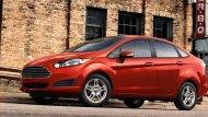 ห้องเก็บสัมภาระด้านหลัง Ford Fiesta 2019 รุ่นซีดาน 4 ประตู สามารถบรรจุสัมภาระได้  12.8 ลูกบาศก์ฟุต - 6