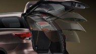 ประตูท้ายรถสามารถเปิด-ปิดได้อย่างสะดวกด้วยระบบไฟฟ้า พร้อมระบบป้องกันการหนีบ (Power Bleck Door with Jam Protection) - 1