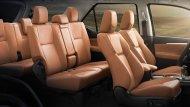 ภายในห้องโดยสาร New Toyota Fortuner 2.4 G กว้างขวาง หรูหรา สไตล์สปอร์ต เหนือนิยามแห่งความมีระดับ ตอบรับทุกไลฟ์สไตล์ที่เหนือกว่า - 7