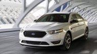กระจังหน้า SHO โดดเด่นด้วยการถักทอของตาข่ายสีดำล้อมกรอบด้วยโครเมียม เพื่อเสริมความเป็นตัวตนและเอกลักษณ์เฉพาะตัวของ Ford Taurus 2019 - 6