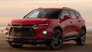 All-new Chevrolet Trailblazer 2020 จะมาพร้อมดีไซน์ที่เป็นไปในทิศทางเดียวกับ All-new Chevrolet Blazer ด้วยขนาดที่จำกัด แม้ไม่ปราดเปรียวเท่า แต่กะทัดรัดและบึกบึน - 1