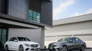 Mercedes-Benz C 300 e เพิ่มทางเลือกให้แก่ผู้ขับขี่ด้วยรุ่น AMG Dynamic ราคา 3,215,000 บาท และ Mercedes-Benz C 300 e Avantgarde ราคา 2,699,000 บาท  - 8