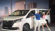 Toyota Granvia 2020 เปิดตัวทำตลาดเป็นครั้งแรกในประเทศไต้หวันถือเป็นการตอบโจทย์รถในรูปแบบครอบครัวที่ปัจจุบันได้รับความนิยมเป็นอย่างมากอีกทั้งยังสามารถเป็นรถตู้สำหรับผู้บริหารได้อีกด้วย - 6