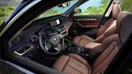 BMW X1 2019 ได้รับการติดตั้งเบาะนั่งหุ้มด้วยหนังแท้ปรับระดับได้ด้วยไฟฟ้า เสริมด้วยหน้าจออินโฟเทนเมนต์ระบบสัมผัสขนาด 8.8 นิ้ว พร้อมระบบ BMW iDrive Controller - 3