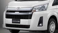 เพิ่มความโดดเด่นและโฉบเฉี่ยวในทุกมุมมองให้กับ All New Toyota  Commuter 2019 ด้วยกระจังหน้าโครเมียม - 3