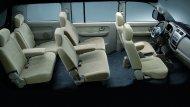 ภายในห้องโดยสารของ  SUZUKI APV สามารถรองรับผู้โดยสารได้ 6 ที่นั่ง และยังกว้างขาง โอ่อ่า นั่งสบายทุกที่นั่ง - 7