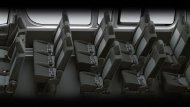 All New Toyota  Commuter 2019 รถตู้ระดับ FIRST CLASS สามารถรองรับผู้โดยสารได้ถึง 15 ที่นั่ง และยังมาพร้อมกับทางออกฉุกเฉิน - 9