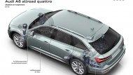 Audi A6 Allroad ที่มาพร้อมกับระบบขับเคลื่อน 4 ล้อ Quattro จึงถูกปรับจูนทั้งช่วงล่างแบบ Adaptive Air และการควบคุมโช๊กอัพเพื่อให้เหมาะกับความสามารถในการเดินทางบนเส้นทางออฟโรด - 5