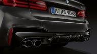 BMW M5 35 Year Edition ได้รับการติดตั้งไฟท้ายแบบ LED พร้อมดิฟฟิวเซอร์ และ ท่อไอเสียแบบคู่ตกแต่งปลายท่อแบบพิเศษด้วยสีเมทัลลิก - 3