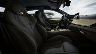 BMW M5 35 Year Edition ได้รับการติดตั้งเบาะนั่งภายในหุ้มด้วยหนังแท้สีดำเย็บเก็บตะเข็บด้วยด้ายสีเบจ - 2