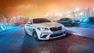 BMW M2 Competition มาพร้อมกับความลงตัว โฉบเฉี่ยว ปราดเปรียว คล่องตัว สวยสะกดทุกสายตาในทุกมุมมอง - 2