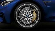 ล้ออัลลอย M น้ำหนักเบาขนาด 20 นิ้วพร้อมยางแบบ Mixed tyres เสริมความเป็นสไตล์สปอร์ตและความทรงพลังให้กับ BMW M4 Convertible - 5