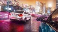 ด้านหลัง BMW M2 Competition โฉบเฉี่ยวด้วยดิฟฟิวเซอร์ M และท่อไอเสียโครเมียมสีดำบ่งบอกถึงตัวตนความเป็นรถสปอร์ตอย่างแท้จริง - 6