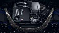 BMW M4 Convertible  มาพร้อมกับเครื่องยนต์เบนซิน 3.0 ลิตร 6 สูบ แถวเรียง M TwinPower Turbo รอบความเร็วที่สูงถึง 7,600 รอบต่อนาทีรับ ให้กำลังสูงสุด 450 แรงม้า  แรงบิดสูงสุดที่ 550 นิวตันเมตร ด้วยหัวฉีดแบบไดเรค Bi-turbo - 9