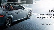Audi TT เป็นรถที่มีลุคสปอร์ต ดีไซน์ระดับคลาสสิกเพราะ 20 ปี ทรงนี้ยังดูดีไม่เปลี่ยนแปลง ที่สำคัญนี่เป็นรุ่นลิมิเต็ดหากมองกันยาว ๆ มีโอกาสที่ราคาจะขึ้น และเป็นการซื้อไว้สะสมมากกว่าใช้งานอย่างแน่นอน จึงไม่แปลกที่ถูกจองหมดภายใน 5 นาทีในบ้านเรา - 9