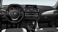 BMW 1 มาพร้อมกับอุปกรณ์และสิ่งอำนวยความสะดวกที่ทันสมัย และถูกจัดวางในตำแหน่งที่ยึดผู้ขับขี่เป็นศูนย์กลาง เพื่อง่ายและสะดวกต่อการใช้งาน - 8