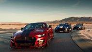 ซึ่ง  Ford Mustang Shelby GT500เป็นแนวคิดของอเมริกันมัสเซิลคาร์ ที่แต่เดิมจะเป็นรถบิ๊กคูเป้ ลงเครื่องยนต์ใหญ่ - 7