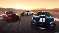 Ford Mustang Shelby GT500 2020 คือรถคูเป้ธรรมดา ที่ถูกโมดิฟายจากโรงงาน  ให้มีกำลังสูง ในงบที่ต่ำกว่ารถสปอร์ตแท้ - 6