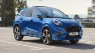 Ford Puma 2020 ได้รับการดีไซน์ให้สปอร์ตถูกใจผู้ใช้งานจริงแต่ก็มีเค้าโครงรูปร่างที่ใกล้เคียงกันกับ Ford Fiesta ครอสโอเวอร์ไซส์เล็กอีกรุ่นหนึ่งของฟอร์ดที่กำลังทำตลาดอยู่ในปัจจุบัน - 1