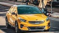 Kia Xceed 2020 ได้รับการพัฒนาและใช้โครงสร้างตัวถังในรูปแบบเดียวกันกับ Kia Ceed ที่นับเป็นรถคอมแพ็คคาร์แต่ถูกจับออกมาดีไซน์เพิ่มความดิบในรูปแบบครอสโอเวอร์ - 1