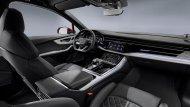 Audi Q7 2020 ได้รับการติดตั้งระบบอินโฟเทนเมนต์บนหน้าจอระบบสัมผัสขนาดใหญ่ คอนโซลเกียร์ก็ได้รับการปรับให้ดูโดดเด่นมากยิ่งขึ้นด้วยการติดตั้งวัสดุสีเงินและหัวเกียร์ตกแต่งด้วยวัสดุแบบพิเศษ - 3