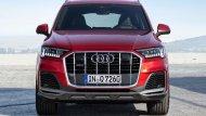 Audi Q7 2020 ได้รับการดีไซน์กระจังหน้าแบบพิเศษมีขนาดที่ใหญ่มากขึ้นพร้อมรูปทรง 6 เหลี่ยมตกแต่งขอบกระจังหน้าด้วยโครเมียม - 8